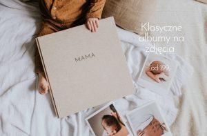 Album na zdjęcia Clesheo album dziecka